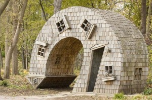 Unusual Houses (40 photos) 3