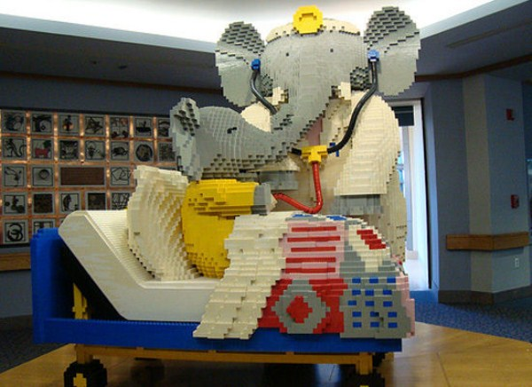 346 Amazing Lego Creations (42 photos)
