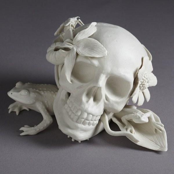 Unique Porcelain Sculptures (57 photos) 3