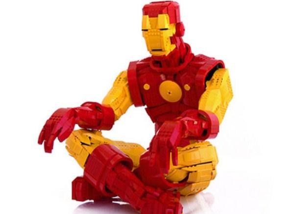 372 Amazing Lego Creations (42 photos)