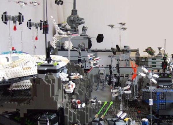 401 Amazing Lego Creations (42 photos)