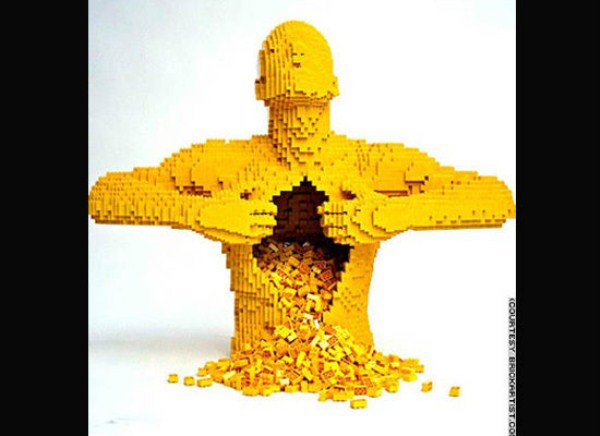4110 Amazing Lego Creations (42 photos)