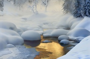 Magnificent Snowy Landscapes (20 photos) 4