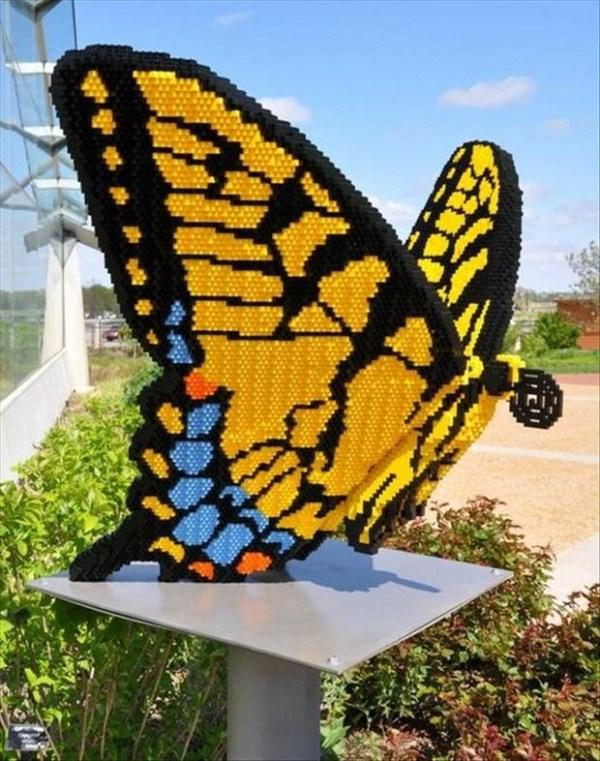 527 Amazing Lego Creations (42 photos)