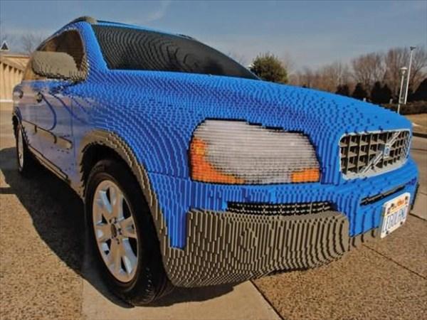627 Amazing Lego Creations (42 photos)