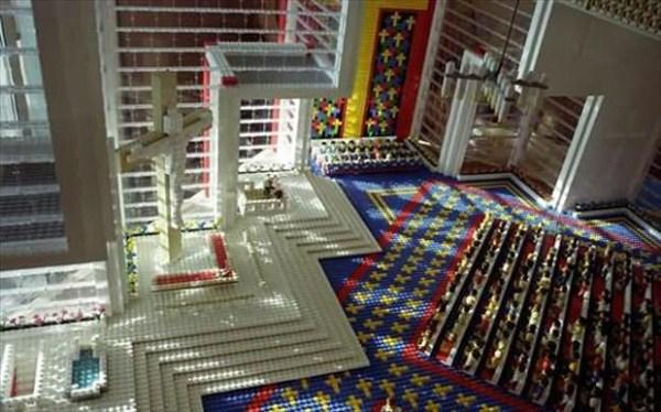 924 Amazing Lego Creations (42 photos)