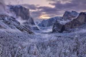 Magnificent Snowy Landscapes (20 photos) 9