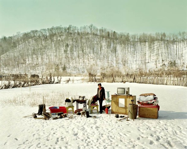 1027 Portraits of Rural Chinese Families (36 photos)