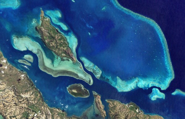 1101 Waters From Space (25 photos)