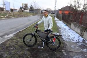 A Jet Engine Bicycle (15 photos) 11