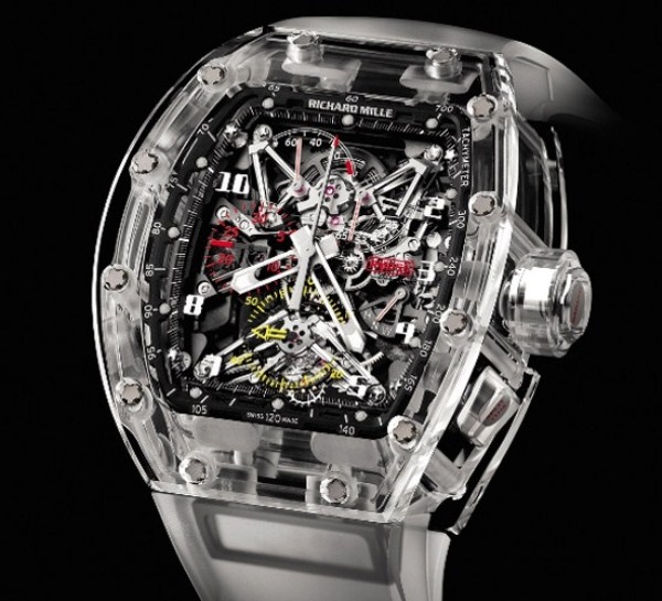 1133 The Most Expensive Watches (10 photos)