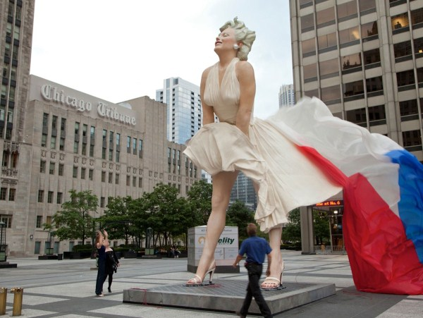 1134 Amazing Giant Sculptures from Around the World (50 photos)