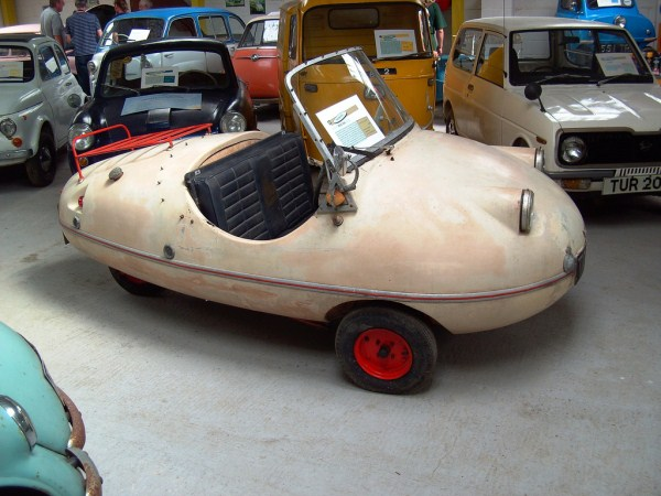 World's Tiniest Cars (29 photos) 13