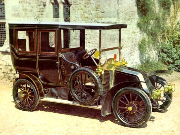 1339 Amazing Cars Of The Past (24 photos)