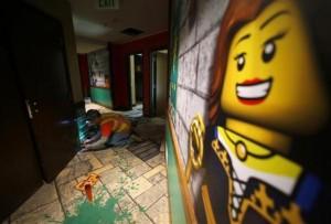 Lego Hotel (15 photos) 14