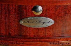 Port Royal Knife (14 photos) 14
