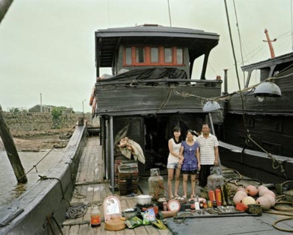 1524 Portraits of Rural Chinese Families (36 photos)