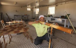 Syrian Rebels Using Homemade Arms (25 photos) 15