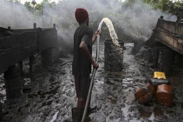 2014 Oil Thieves in Nigeria (30 photos)