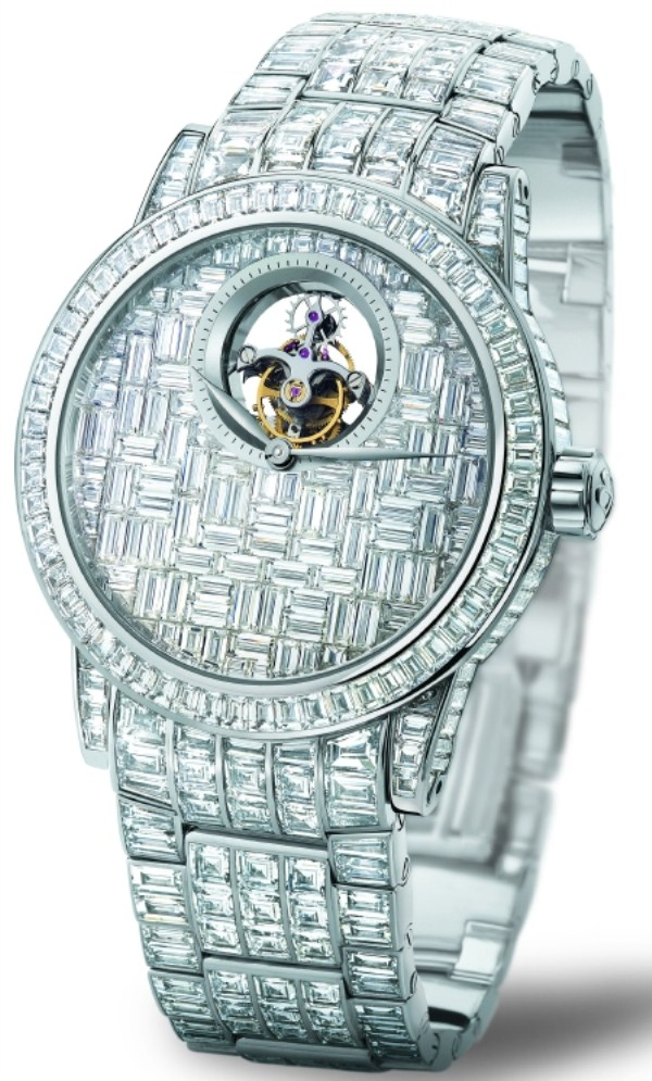2102 The Most Expensive Watches (10 photos)