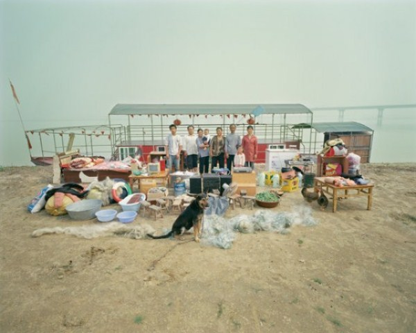 2121 Portraits of Rural Chinese Families (36 photos)
