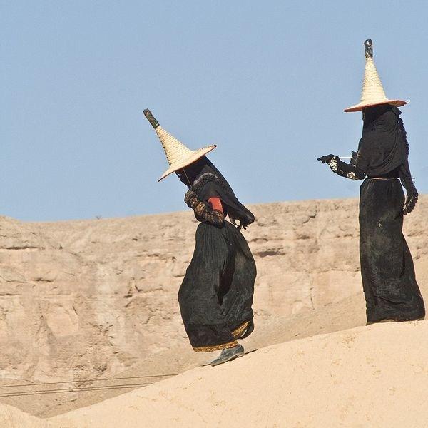 "239 Witches"" of Yemen (16 photos)"