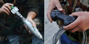 Syrian Rebels Using Homemade Arms (25 photos) 24