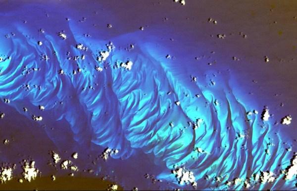 250 Waters Από το Διάστημα (25 φωτογραφίες)