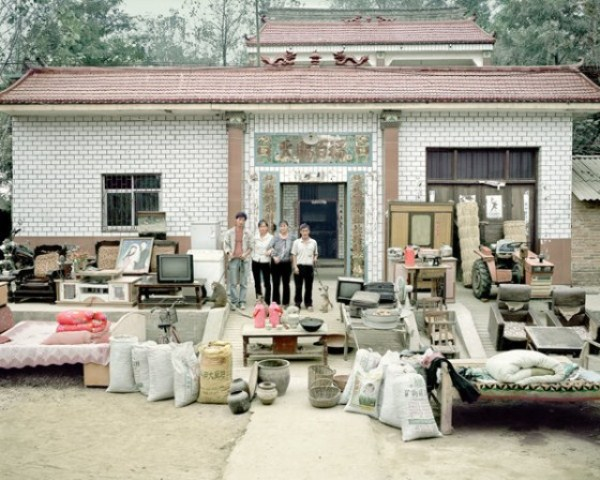 2516 Portraits of Rural Chinese Families (36 photos)