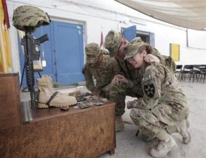 Women in the Military (50 photos) 25