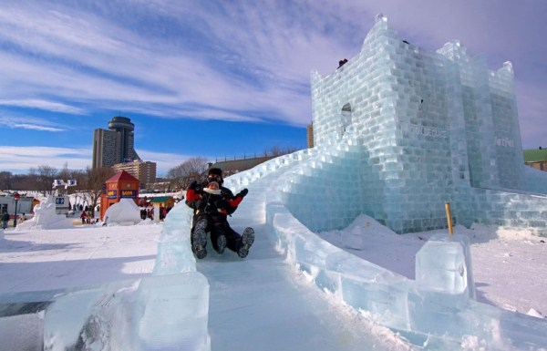 Impressive Ice Sculptures (30 photos) 28