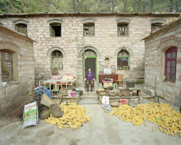 2614 Portraits of Rural Chinese Families (36 photos)