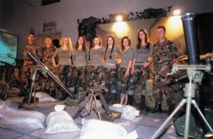 Women in the Military (50 photos) 27