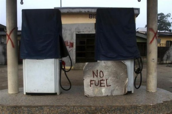 289 Oil Thieves in Nigeria (30 photos)