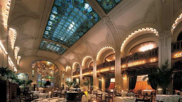 296 Worlds Most Beautiful Restaurants (40 photos)