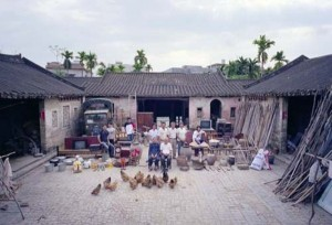 Portraits of Rural Chinese Families (36 photos) 31