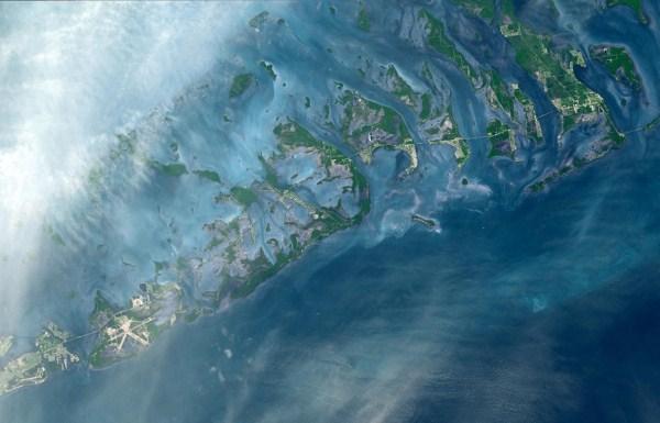 325 Waters Από το Διάστημα (25 φωτογραφίες)