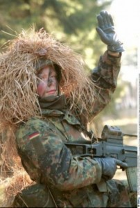 Women in the Military (50 photos) 33
