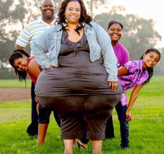 World's Biggest Hips (7 photos)
