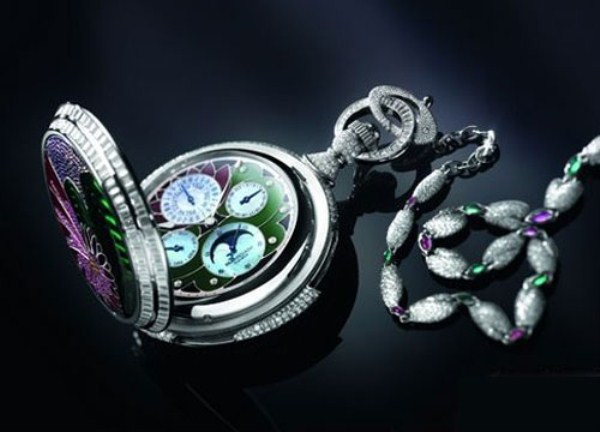 348 The Most Expensive Watches (10 photos)