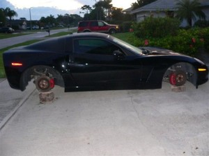 Expensive Cars Without Wheels (37 photos) 36