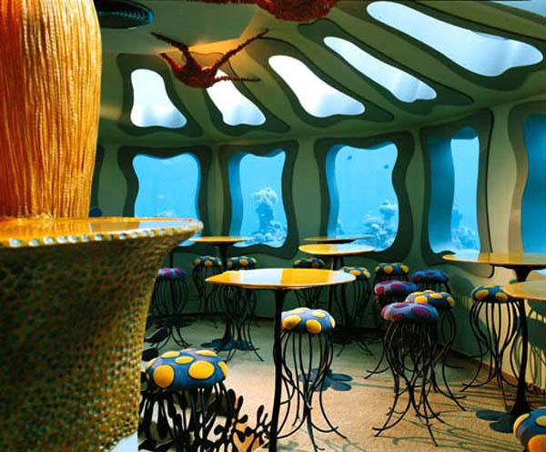 363 Worlds Most Beautiful Restaurants (40 photos)