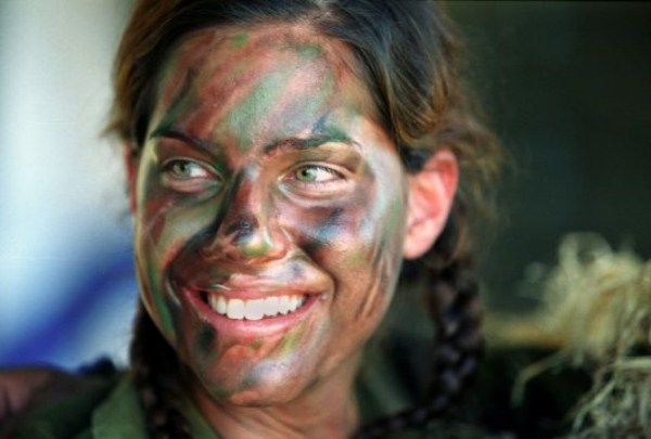 Women in the Military (50 photos) 41