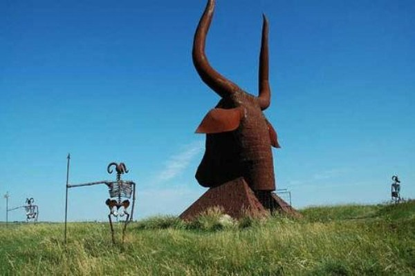 4210 Amazing Giant Sculptures from Around the World (50 photos)