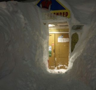 The Harsh Winter in Russia (18 photos)