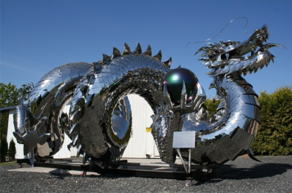 442 Amazing Giant Sculptures from Around the World (50 photos)