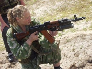 Women in the Military (50 photos) 48