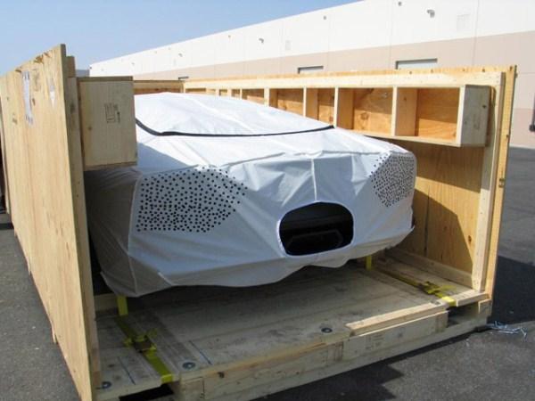 55 Το Unboxing της Lamborghini Reventon (17 φωτογραφίες)