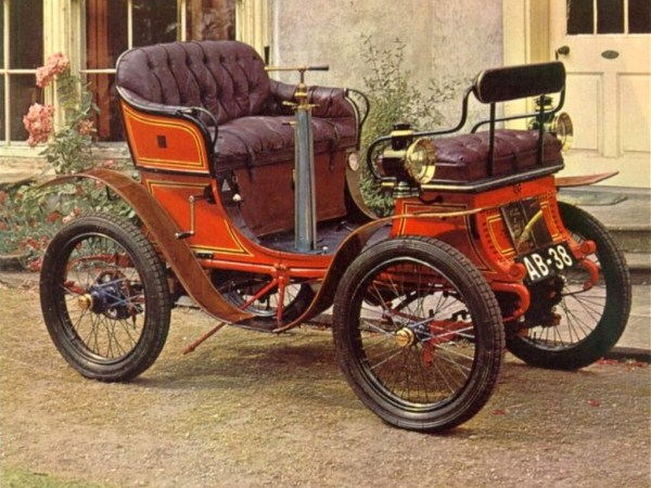 558 Amazing Cars Of The Past (24 photos)