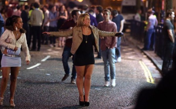 6 New Years Chaos in England (24 photos)